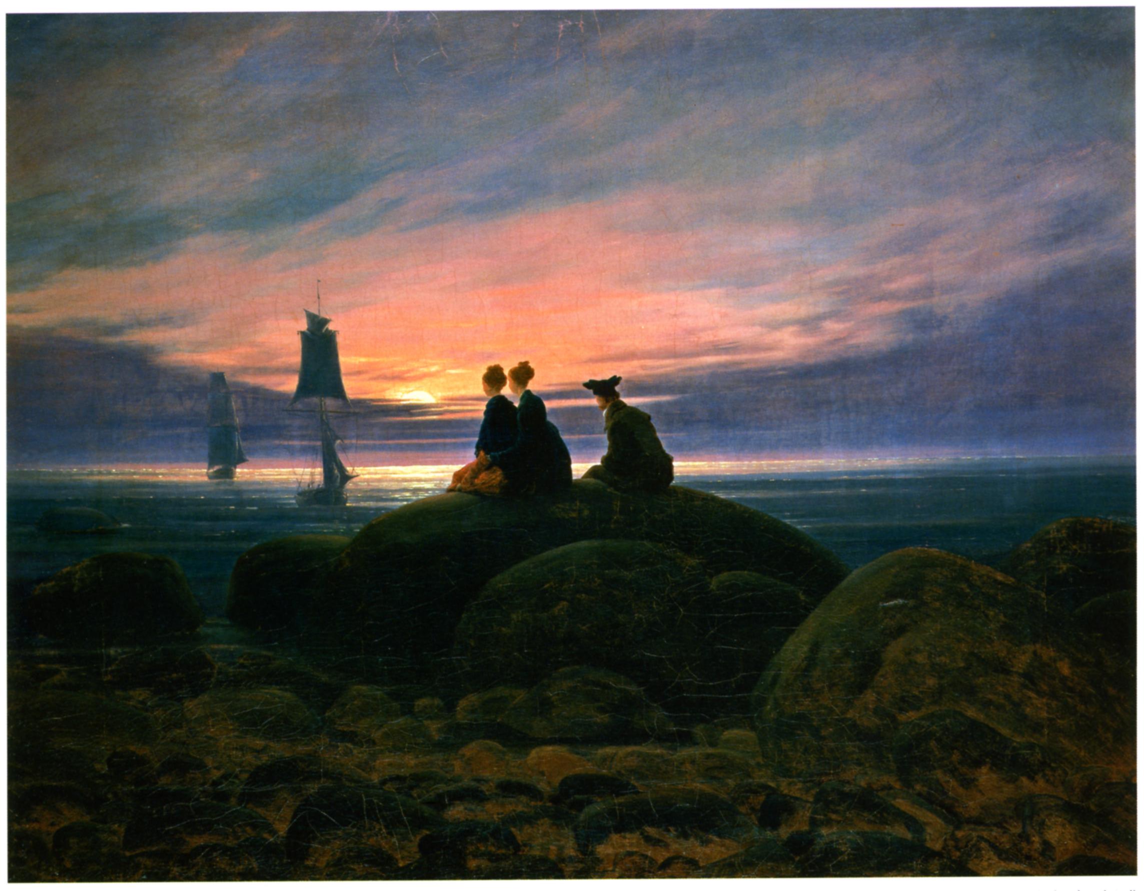 Landschaftsmalerei surrealismus  Impressionismus & Surrealismus - Seite 4