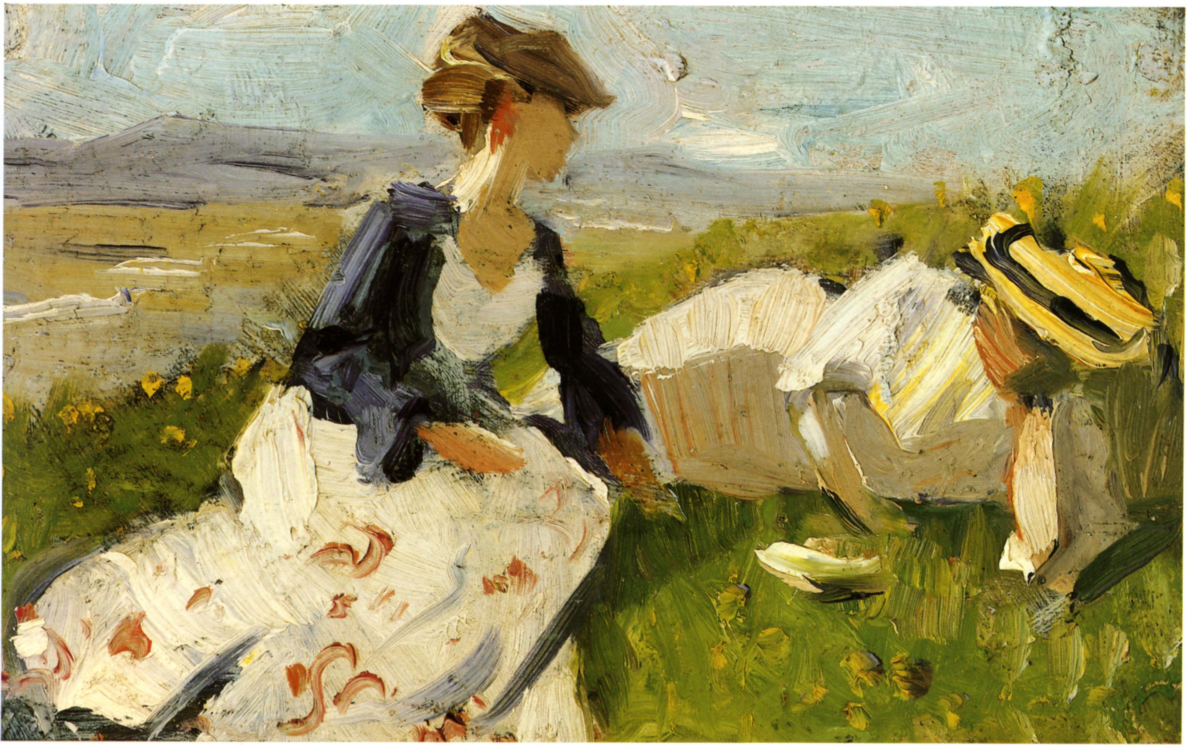 Franz Marc Werke Bilder Und Gemälde